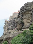 The Great Meteora monastery, Greece