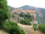 The Varlaam monastery, Greece