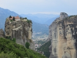 Monastery of the Holy Trinity, Meteora, Greece