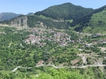 The mountain village of Metsovo