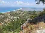 The Agios Ioannis beach, Lefkada, Greece
