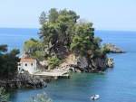 Islet in front of Parga