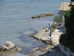 Enjoying at the water, Greece