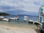 Agni Beach, Corfu, Greece
