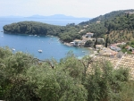 Bay of Kalami, Corfu, Greece