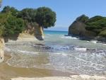 Canal d'Amour beach, Greece