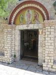 Pantakrator monastery, Corfu, Greece
