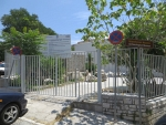 The archaeological museum in Kerkyra is closed, Greece
