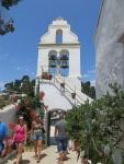 Beltower of the Vlacherna monastery, Greece
