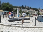 Cannons in Kassiopi