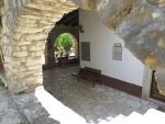 The monastery of Theotokos Kassopitra, Kassiopi, Greece