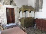In the monastery of Theotokos Kassopitra, Greece