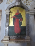 In the St. Jason and Sosipater church, Greece