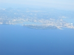 Corfu from the air