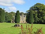 Teaninich castle hotel, Alness, Scotland