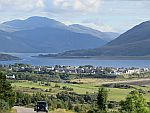 View of Ullapool, Scotland