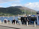 In the port of Ullapool
