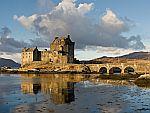 Eilean Donan castle, near Skye, Scotland