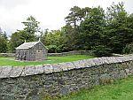 McQuarie's mausoleum, Mull, Scotland