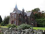 Ben Craig Lodge on Loch Uisg, Mull, Scotland