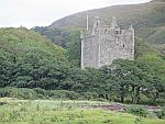 Moy castle at Lochbuie, Mull