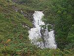 Allt Chreaga Dubha falls, Mull, Scotland