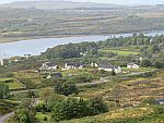View of Dervaig, Scotland