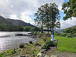 St Fillans at Loch Earn, Scotland