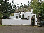 Gatelodge of Kinpurnie castle, Scotland