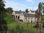 Water mills along Aldie Water, Scotland