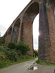 The Culloden viaduct at Dalroy