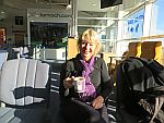 A final cup of Scottish coffee, Inverness airport