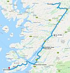 Our itinerary, 20 September 2015, Scotland