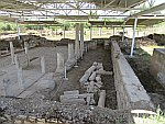 Excavation of the Sofronios basilica, Nikiti