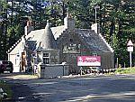 Gatelodge of Dalmunzie Estate, Scotland