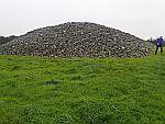 Memsie Round Cairn, Scotland
