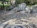 Geological eras at Bonar Bridge, Scotland