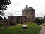 Castle Ravenscraig, Scotland