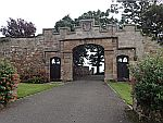 Unfortunately, private property, Crail, Scotland