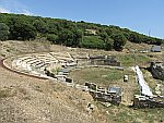 Amphitheater in Maroneia