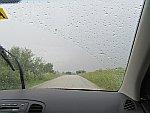 It starts raining, Greece