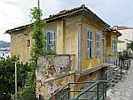 Dilapidated house in Kavala
