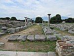The Roman market of Philippi
