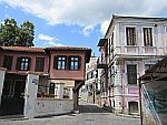 Street in the old center of Xanthi