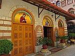 Monastery of St. Theodora, Greece