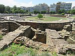 The old market or agora, Thessaloniki