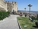 The Heptapyrgion fortress, Thessaloniki