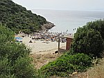 Atspas beach at Skala Maries, Thassos