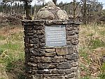 Monument for the battle of Sheriffmuir