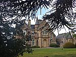 Castle in Forres